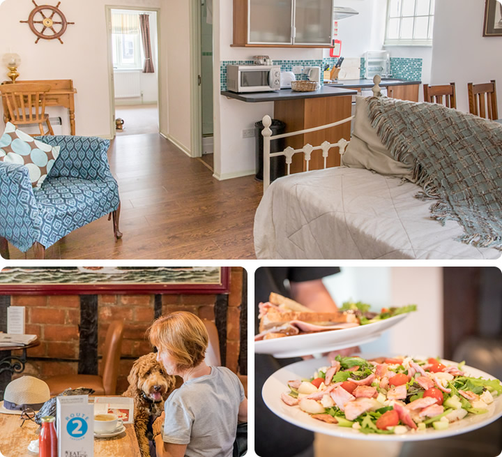 Route 2 Apartments & Cafe Topsham